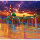 Madinah Munawara by Seema