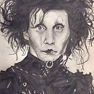 Edward Scissorhands by Stormswept
