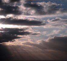 "Cloudy Saturday Morning by Lenora ""Slinky"" Regan"