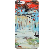 Surreal Stroll iPhone Case/Skin