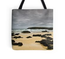 Lewis: Rocky Beach Tote Bag