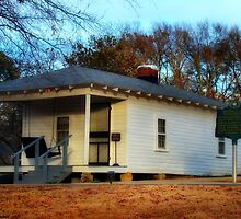 Birthplace Of Elvis Presley by bamagirl38