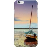 Stuck in the Mud - Redland Bay Qld Australia iPhone Case/Skin
