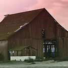 Old Dairy Barn by bouldercreek