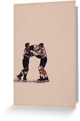 Ice Hockey by chelsgus