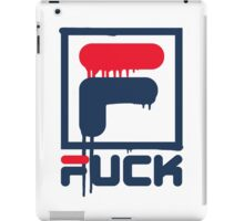 FUCK iPad Case/Skin