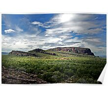 Kakadu Country Poster