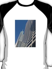 New York Looking up T-Shirt