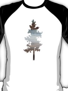 Hallucinating Reality - Tree T-Shirt