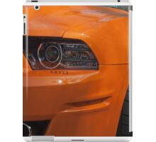 Orange Crush  iPad Case/Skin