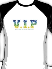 V.I.P Colorful T-Shirt