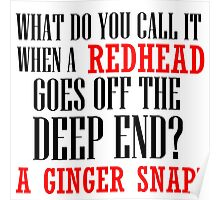 RED HEADS Poster