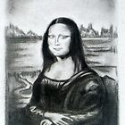 Mona Lisa by Anthony Mitchell