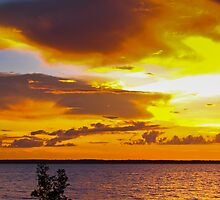 Darwin Sunset by Nickolay Stanev
