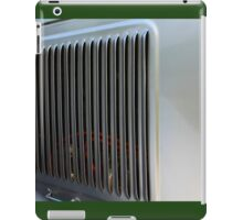 Old car vent iPad Case/Skin