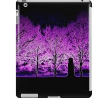 Color Band Hill iPad Case/Skin
