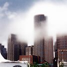 Boston Shroud by Wayne King