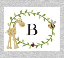 Nursery Letters B Kids Clothes
