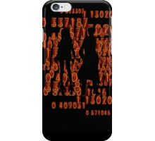 Chaos theory's Homeostasis iPhone Case/Skin