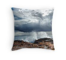 Will it rain? Throw Pillow