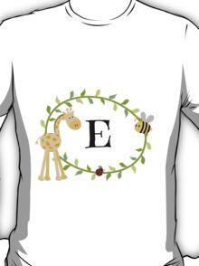 Nursery Letters E T-Shirt