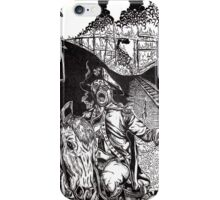 No Retreat iPhone Case/Skin