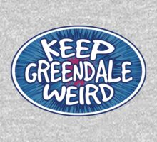 Keep Greendale Weird Kids Clothes