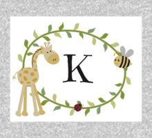 Nursery Letters K Kids Clothes