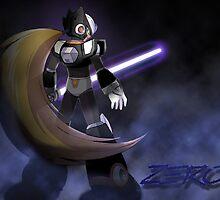 Zero Maverick Hunter by Longorious