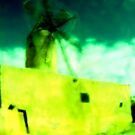 Windmill Distortion 321 by Mario  Scattoloni