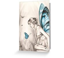 Whispering Wings Greeting Card