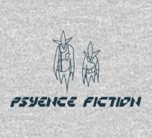 Psyence fiction by buud
