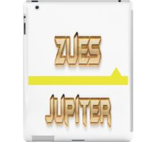 Zeus & Jupiter iPad Case/Skin