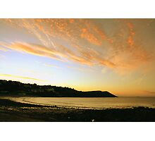 Of Land, Sea and Sky Photographic Print