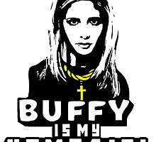 Buffy Is My Home Girl by vaboredwoolf