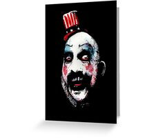 Super Secret Clown Business Greeting Card