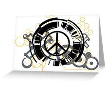 Metal Gear Solid Peacewalker Greeting Card