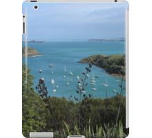 New Zealand Harbor iPad Case/Skin