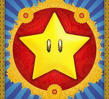 Arabesque Starman by enthousiasme