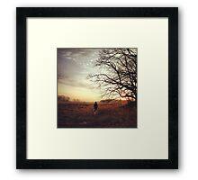 Find Yourself Framed Print