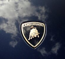 Lamborghini Emblem by down23