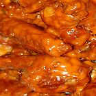 Buffalo wings by Jon Winston