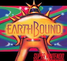Earthbound & Down by MrPoop