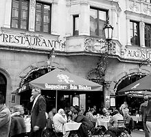 Life Outside the Augustiner by Caprice Sobels