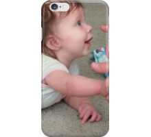 Daddy's Hand's..... iPhone Case/Skin