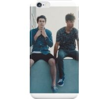 Nash and Cameron iPhone Case/Skin