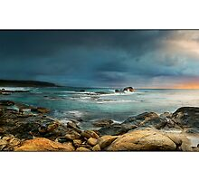 Redgate Beach II by Kirk  Hille