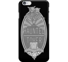 Ghostbusters Plaque iPhone Case/Skin
