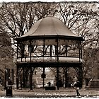 The Bandstand II by Kathleen Daley