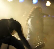 Sevendust In The Mist by Richard Durrant